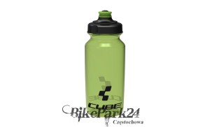 Bidon CUBE Icon 0,5L zielony