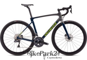 Rower szosowy Specialized Roubaix Expert Gloss Dusty Turquoise-Cast Blue/Charcoal/Hyper model 2020