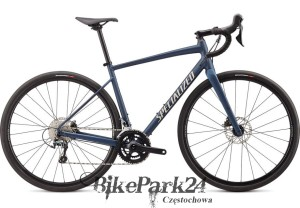 Rower gravelowy Specialized Diverge Elite  E5 Satin Navy/White Mountains Clean 2020