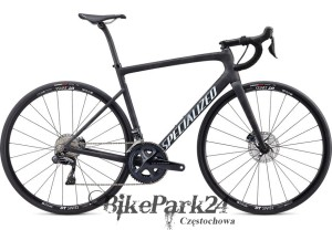 Rower Specialized Tarmac Disc Comp - Ultegra DI2 Satin Carbon/Black/Black Reflective 2020