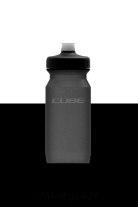 Bidon CUBE Feather 0,5L Czarny
