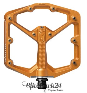 Pedały Crank Brothers Stamp 7 Large  Orange Body