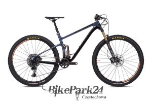 Rower NS Bikes Synonym TR1 Steel Blue model 2021