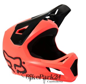 Kask Rowerowy Fox Rampage Atomic Punch 2021